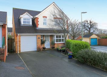 Thumbnail 4 bed detached house for sale in Mannings Meadow, Bovey Tracey, Newton Abbot