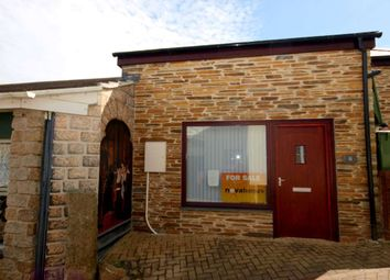 Thumbnail 1 bed end terrace house for sale in Biscombe Lane, Callington, Cornwall