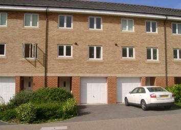 Thumbnail 4 bed terraced house to rent in Saltash Road, Churchward Swindon, Wiltshire