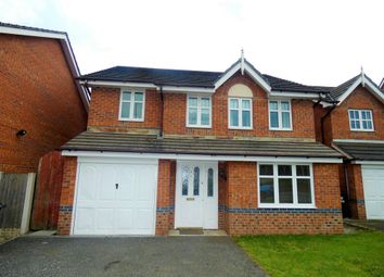 Thumbnail 4 bed detached house to rent in Rolls Avenue, Crewe