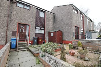 Thumbnail 2 bedroom flat to rent in Kinneff Crescent, Dundee