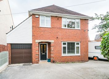 Thumbnail 3 bed detached house for sale in Dunston Lane, Chesterfield