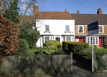 Thumbnail 3 bed cottage for sale in Wood Street, High Barnet, Herts