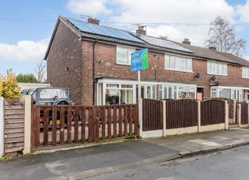Thumbnail 2 bedroom end terrace house for sale in Stoneyside Avenue, Manchester