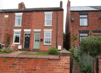 Thumbnail 2 bed end terrace house for sale in Station Road, Walkeringham, Doncaster