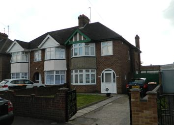 Thumbnail 3 bed semi-detached house for sale in Laburnum Avenue, Bedford