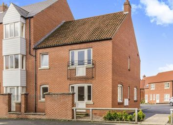 Thumbnail 2 bed flat for sale in Gowthorpe, Selby