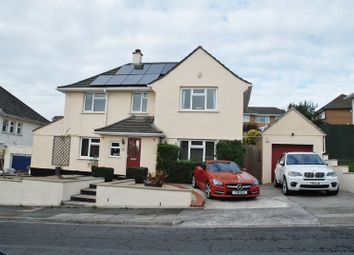 Thumbnail 3 bed detached house to rent in Compton Avenue, Mannamead, Plymouth