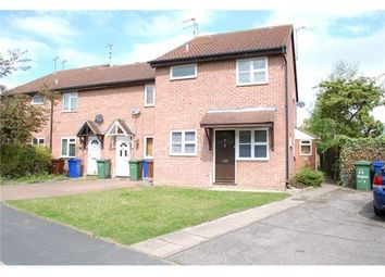 Thumbnail 1 bed terraced house to rent in Pagette Way, Badgers Dene, Grays