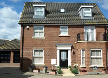 Thumbnail 5 bed detached house for sale in Sorrel Close, Barham, Ipswich, Suffolk