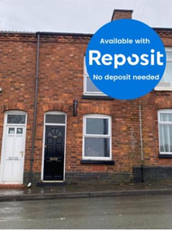 Thumbnail 2 bed terraced bungalow to rent in Meredith Street, Crewe
