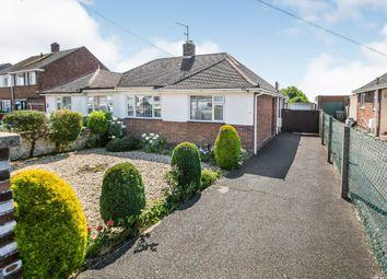 Thumbnail 2 bed semi-detached bungalow for sale in Elmhurst Avenue, Yeovil