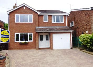 Thumbnail 4 bedroom detached house for sale in Parkgate Road, Coventry