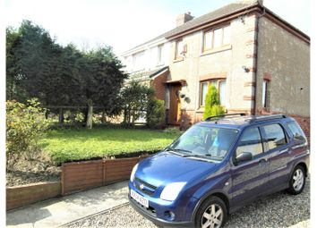Thumbnail 2 bed semi-detached house for sale in Hill Brow, Sunderland
