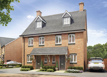 Thumbnail 3 bed detached house for sale in The Willow, Coalport Road, Broseley, Shropshire