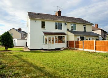 Thumbnail 3 bed semi-detached house for sale in Crossfield Lane, Doncaster