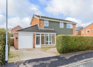 Thumbnail 3 bed detached house for sale in Nairn Avenue, Holmes Chapel, Crewe