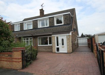 Thumbnail 3 bed semi-detached house for sale in Ribblesdale Road, Long Eaton