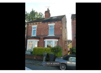 Thumbnail 5 bed semi-detached house to rent in Thyra Grove, Nottingham