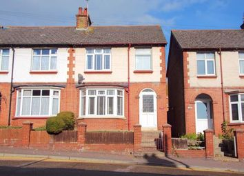 Thumbnail 3 bed semi-detached house for sale in Crabble Hill, Dover, Kent, .