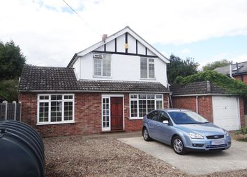 Thumbnail 4 bedroom detached house to rent in The Causeway, Great Horkesley, Colchester