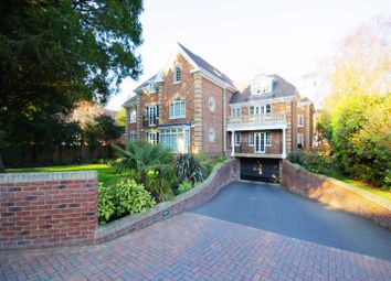 Thumbnail 3 bedroom flat for sale in Tower Road, Branksome Park, Poole