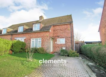 Thumbnail 3 bed semi-detached house for sale in Hobbs Hill Road, Hemel Hempstead