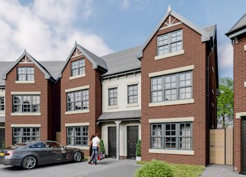 Thumbnail 4 bedroom semi-detached house for sale in Plot 7, Birkdale Place, 39 Warren Court
