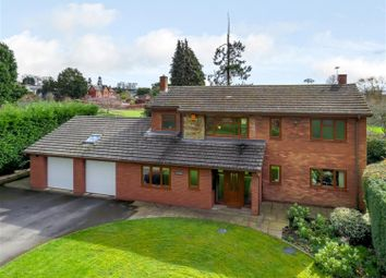 Thumbnail 4 bed detached house for sale in Kiawah, Lugwardine, Hereford