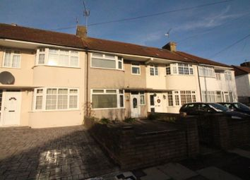 Thumbnail 3 bed terraced house for sale in Broadlands Avenue, Enfield
