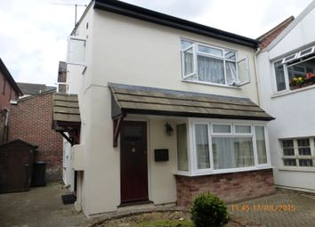Thumbnail 1 bed flat to rent in Cardigan Mewst, Luton