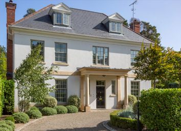 The Chase, Ascot, Berkshire SL5. 5 bed detached house