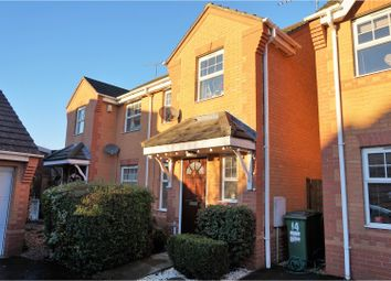 Thumbnail 3 bedroom semi-detached house for sale in Horseshoe Close, Cosby