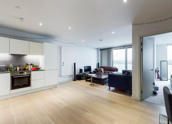 Thumbnail 3 bed flat to rent in Liner House, London