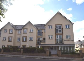 Thumbnail 1 bed flat for sale in Stoneleigh Court, Porthcawl