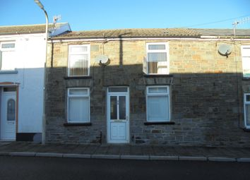 Thumbnail 2 bed terraced house to rent in Ynyslwyd Street, Aberdare