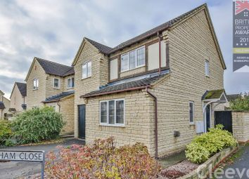 Thumbnail 3 bed detached house for sale in Nortenham Close, Bishops Cleeve, Cheltenham