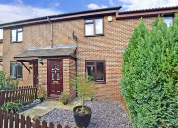 Thumbnail 2 bedroom terraced house for sale in Alderwood Close, Abridge, Romford, Essex