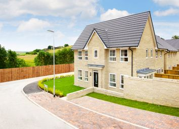 "Thumbnail 3 bed detached house for sale in ""Morpeth II"" at Quernmore Road, Lancaster"