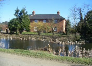 Thumbnail 4 bedroom terraced house to rent in Hall Farmhouse, Marlesford