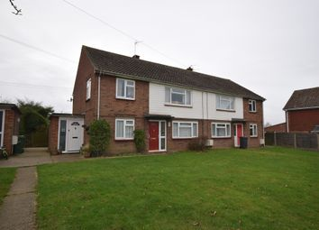 De Vere Road, Earls Colne, Colchester CO6. 2 bed flat