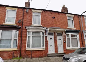 Thumbnail 2 bed terraced house for sale in Esher Street, Middlesbrough