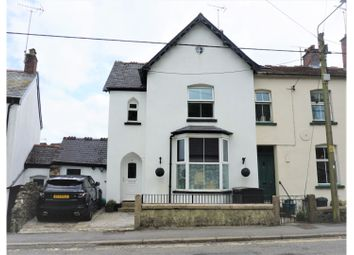 3 bed town house for sale in New Road, Okehampton EX20