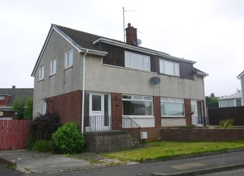 Thumbnail 3 bed semi-detached house for sale in Chestnut Road, Ayr