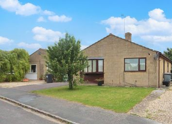 Thumbnail 3 bed bungalow for sale in Larksfield Close, Carterton