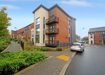 Thumbnail 2 bed flat to rent in Norville Drive, Hanley, Stoke-On-Trent