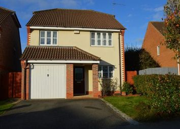 Thumbnail 4 bedroom detached house to rent in Walkers Way, Wootton Fields, Northampton