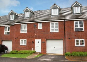 Thumbnail 3 bed terraced house to rent in Blakeslee Drive, Exeter