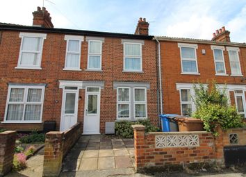 Thumbnail 3 bed terraced house for sale in Gladstone Road, Ipswich