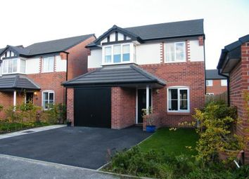Thumbnail 3 bed detached house for sale in Wells Avenue, Lostock Gralam, Northwich, Cheshire